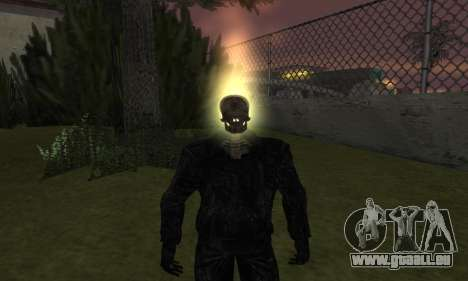 Ghost Rider pour GTA San Andreas