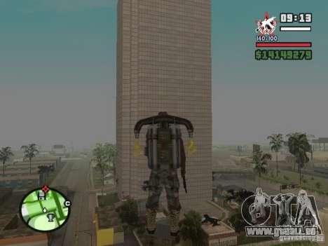 Bau der Häuser 2 für GTA San Andreas fünften Screenshot
