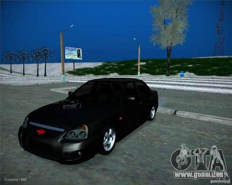 Lada Priora Vip Style pour GTA San Andreas