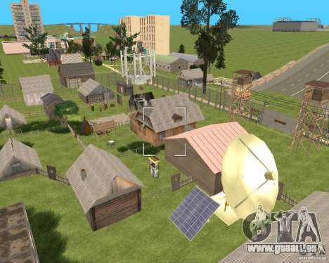 Base Gareli für GTA San Andreas