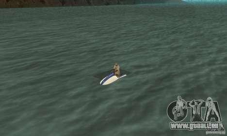 VCS Jetski pour GTA San Andreas