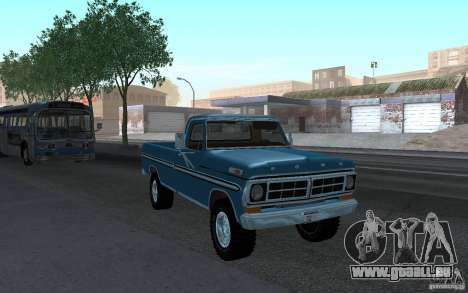 Ford F150 Ute 1976 pour GTA San Andreas