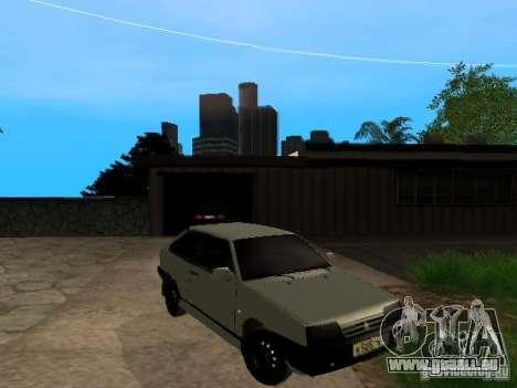 VAZ 2108 Gangsta Edition für GTA San Andreas