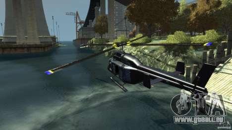 NYC Helitours Texture pour GTA 4 vue de dessus