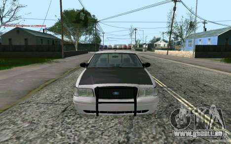 Ford Crown Victoria Police für GTA San Andreas