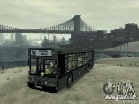 MAZ 103 Bus pour GTA 4