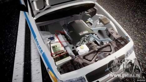 Ford Crown Victoria 2003 Noose v2.1 für GTA 4 Unteransicht