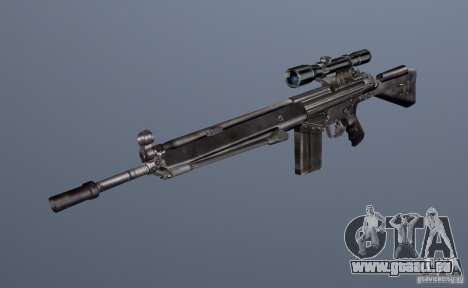 Grims weapon pack1 für GTA San Andreas achten Screenshot