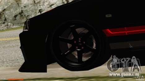 Nissan Skyline ER34 für GTA San Andreas zurück linke Ansicht