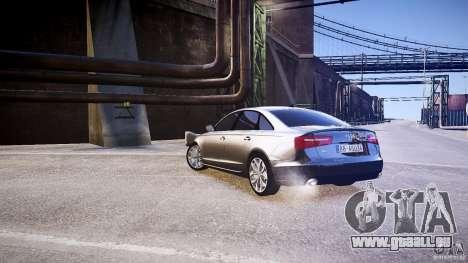 Audi A6 v1.0 pour GTA 4 est un droit