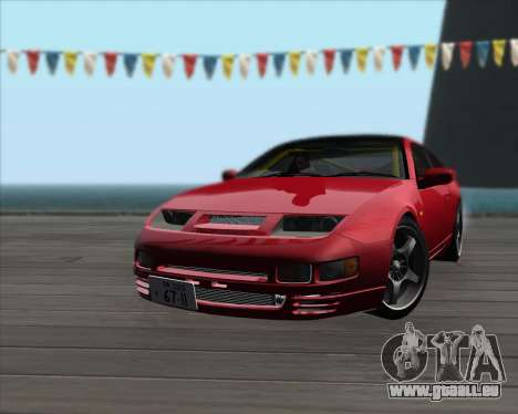 Nissan 300ZX Fairlady Z32 pour GTA San Andreas