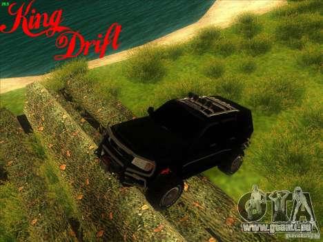 Toyota Land Cruiser v100 für GTA San Andreas rechten Ansicht