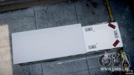 Royal Logistic Corps Bomb Disposal Truck pour GTA 4 est un droit