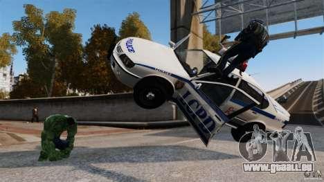 Hulk-Skript für GTA 4 dritte Screenshot