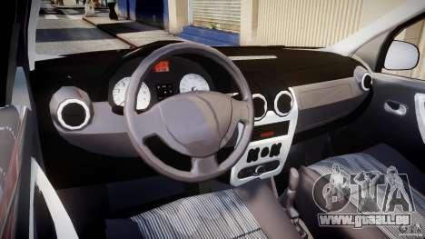 Dacia Logan v1.0 für GTA 4 rechte Ansicht