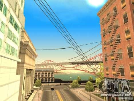New Sky Vice City für GTA San Andreas fünften Screenshot