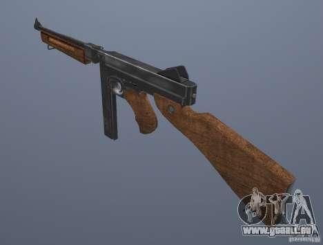 M1 Thompson für GTA San Andreas