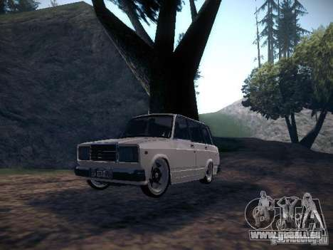 VAZ 2104 Air für GTA San Andreas