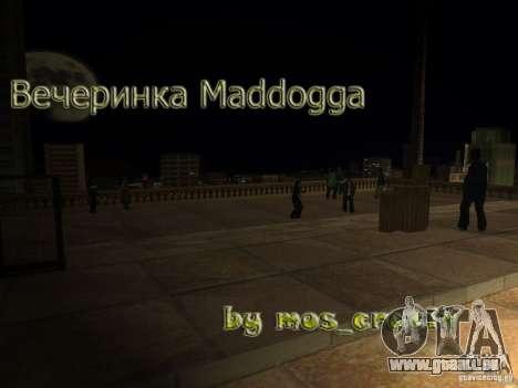 Madd parti Doga pour GTA San Andreas