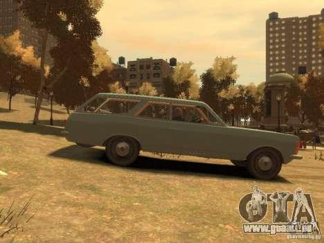 Chevrolet Caravan 1975 für GTA 4 rechte Ansicht