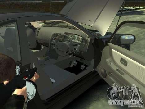 Nissan Skyline GT-R V-Spec (R33) 1997 für GTA 4 Seitenansicht