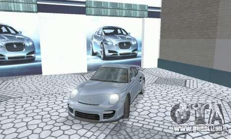 Porsche 911 (997) GT2 für GTA San Andreas