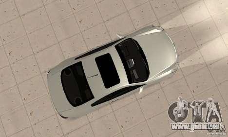 Nissan Skyline 350GT 2003 pour GTA San Andreas vue de droite