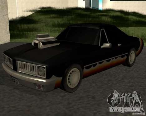 HD Diablo pour GTA San Andreas