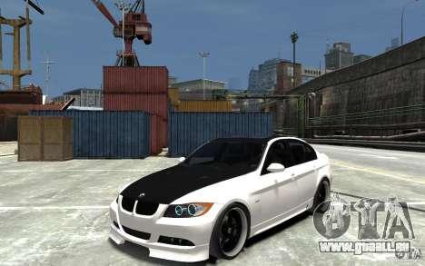BMW 330i E60 Tuned 2 pour GTA 4