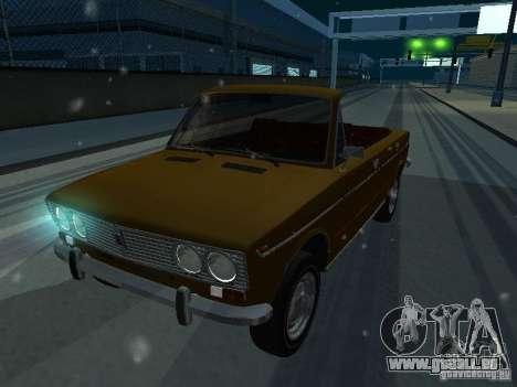 VAZ 2103 Convertible pour GTA San Andreas