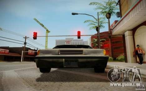 HQLSA v1.1 pour GTA San Andreas cinquième écran
