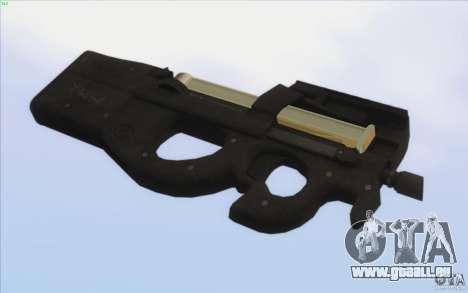 Low Chrome Weapon Pack pour GTA San Andreas dixième écran