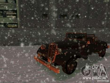 Auto Sabotage jeu pour GTA San Andreas