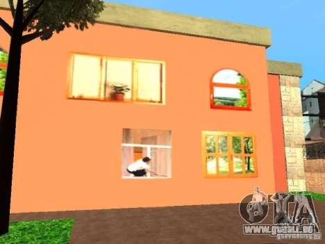 Neue motels für GTA San Andreas dritten Screenshot