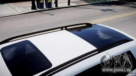 Mercedes-Benz GL450 pour GTA 4 vue de dessus
