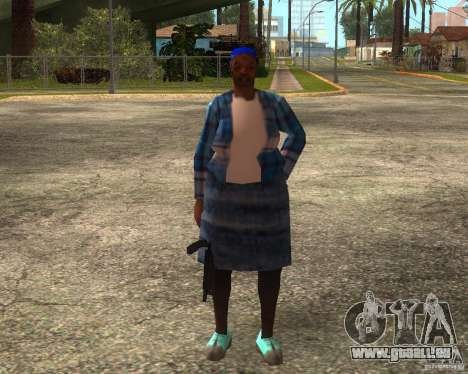 Gangsta Granny für GTA San Andreas sechsten Screenshot