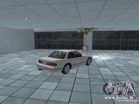 Nissan Silvia PS13 pour GTA San Andreas vue arrière