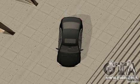 Brabus SV12 S Biturbo (w221) 2006 pour GTA San Andreas vue intérieure