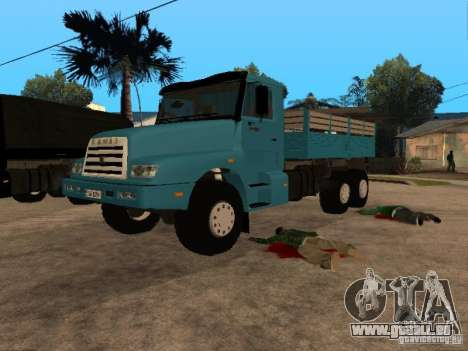 KAMAZ-4355 pour GTA San Andreas