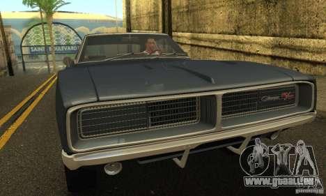 ENBSeries by dyu6 v5.0 pour GTA San Andreas troisième écran