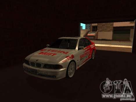 BMW 5-er E39 v2 pour GTA San Andreas