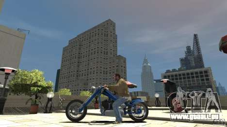 The Lost and Damned Bikes Hexer pour GTA 4