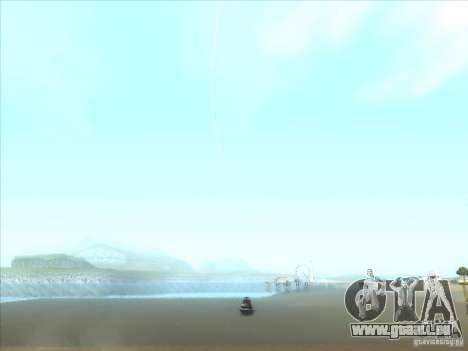 ENBSeries pour PC moyen et faible pour GTA San Andreas septième écran
