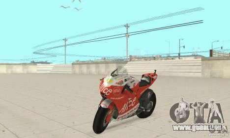 Ducati Alice GP pour GTA San Andreas