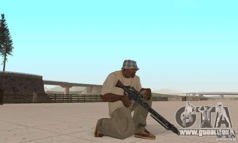Pack armes de Star Wars pour GTA San Andreas dixième écran