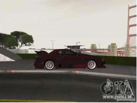 Deluxo Wheels Mod pour GTA San Andreas troisième écran