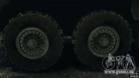 Stryker M1134 ATGM v1.0 für GTA 4 Innenansicht