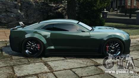 Chevrolet Camaro SS EmreAKIN Edition für GTA 4 linke Ansicht