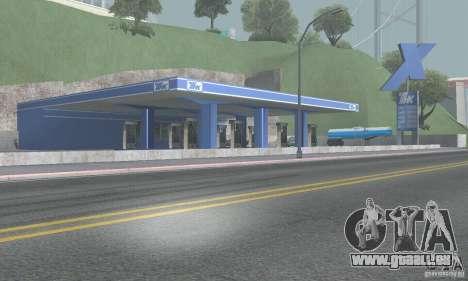 Nouveau Trailer de ravitaillement de TNC-TNC pour GTA San Andreas