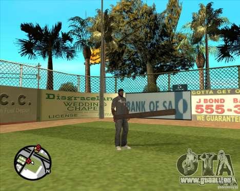 Russische Holz für GTA San Andreas zweiten Screenshot